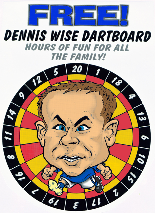 wise dartboard